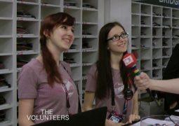volunteers still