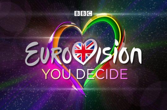 Eurovision You Decide UK BBC