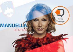 Slovenia video message